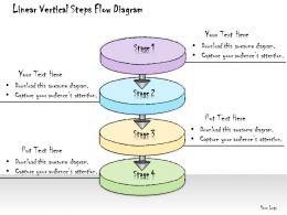 1113_business_ppt_diagram_linear_vertical_steps_flow_diagram_powerpoint_template_Slide01