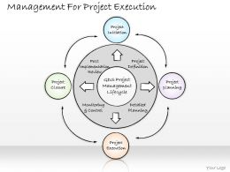 1113 Business Ppt Diagram Management For Project Execution Powerpoint Template