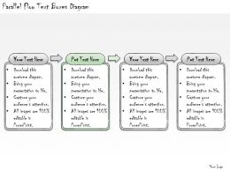 1113_business_ppt_diagram_parallel_flow_text_boxes_diagram_powerpoint_template_Slide03