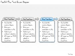 1113_business_ppt_diagram_parallel_flow_text_boxes_diagram_powerpoint_template_Slide04