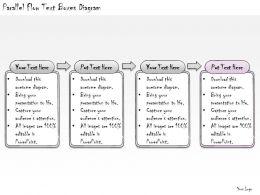 1113_business_ppt_diagram_parallel_flow_text_boxes_diagram_powerpoint_template_Slide05