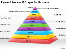 1113_business_ppt_diagram_pyramid_process_10_stages_for_business_powerpoint_template_Slide01