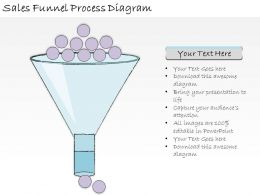 1113 Business Ppt Diagram Sales Funnel Process Diagram Powerpoint Template