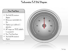 1113_business_ppt_diagram_tachometer_full_dial_diagram_powerpoint_template_Slide01