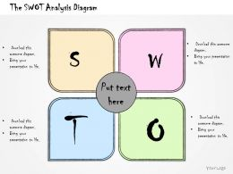 1113_business_ppt_diagram_the_swot_analysis_diagram_powerpoint_template_Slide01