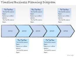 1113 Business Ppt Diagram Timeline Business Planning Diagram Powerpoint Template