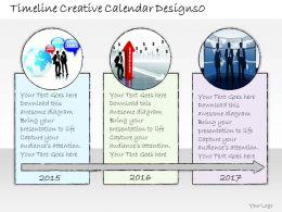 1113 Business Ppt Diagram Timeline Creative Calendar Designs0 Powerpoint Template