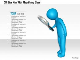 1114_3d_blue_man_with_magnifying_glass_ppt_graphics_icons_Slide01