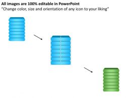 1114 Cloud Computing Stack Showing Layers From Storage To Application Ppt Slide