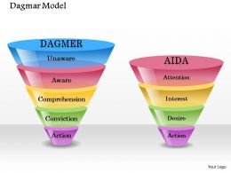 1114 Diagram Model Powerpoint Presentation