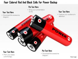1114_four_colored_red_and_black_cells_for_power_backup_image_graphic_for_powerpoint_Slide01