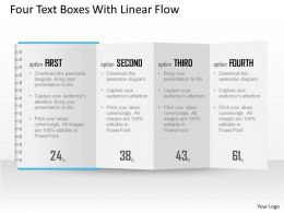 1114_four_text_boxes_with_linear_flow_powerpoint_template_Slide01