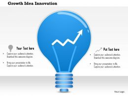 1114 Growth Idea Innovation Powerpoint Presentation Powerpoint Presentation