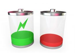 1114_icons_of_battery_low_and_charging_stock_photo_Slide01