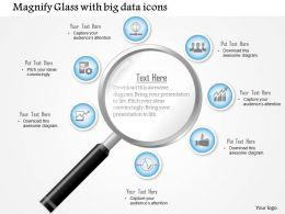 43817766 Style Technology 2 Big Data 1 Piece Powerpoint Presentation Diagram Infographic Slide