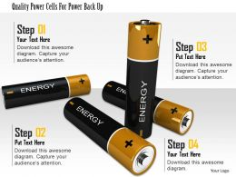 1114 Quality Power Cells For Power Back Up Image Graphic For Powerpoint