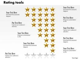 1114 Rating Tools Powerpoint Presentation