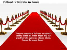 1114 Red Carpet For Celebration And Success Image Graphics For Powerpoint