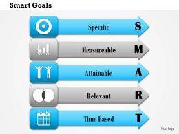 1114 Smart Goals For It Powerpoint Presentation