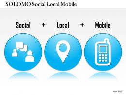 1114 Solomo Social Local Mobile Powerpoint Presentation