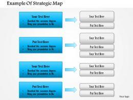 1114 Strategic Map Powerpoint Presentation