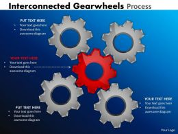 11 Interconnected Gearwheels Process