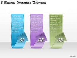 1213_business_ppt_diagram_3_business_interaction_techniques_powerpoint_template_Slide01