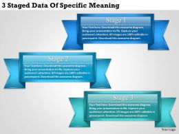 1213 Business Ppt diagram 3 Staged Data Of Specific Meaning Powerpoint Template