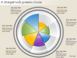 1213 Business Ppt diagram 7 Staged Infographic Circle Powerpoint Template