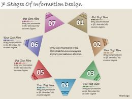 1213 Business Ppt diagram 7 Stages Of Information Design Powerpoint Template