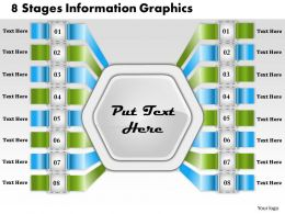 1213 Business Ppt Diagram 8 Stages Information Graphics Powerpoint Template