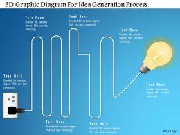 1214_3d_graphic_diagram_for_idea_generation_process_powerpoint_template_Slide01