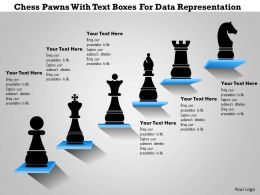 1214_chess_pawns_with_text_boxes_for_data_representation_powerpoint_template_Slide01