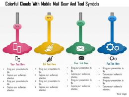 1214_colorful_clouds_with_mobile_mail_gear_and_tool_symbols_powerpoint_template_Slide01