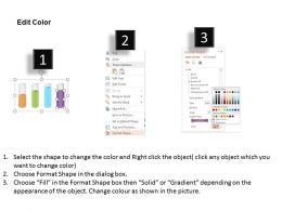 98634999 Style Layered Horizontal 4 Piece Powerpoint Presentation Diagram Infographic Slide