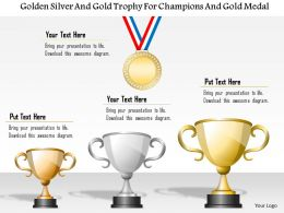 1214_golden_silver_and_bronze_trophy_for_champions_and_gold_medal_powerpoint_template_Slide01