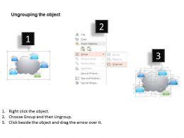 55581619 Style Circular Loop 6 Piece Powerpoint Presentation Diagram Infographic Slide