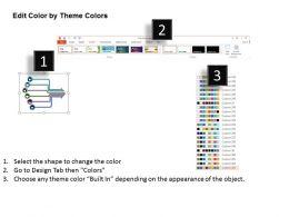 67677081 Style Essentials 1 Our Team 6 Piece Powerpoint Presentation Diagram Infographic Slide
