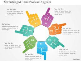 70108816 Style Circular Spokes 7 Piece Powerpoint Presentation Diagram Infographic Slide