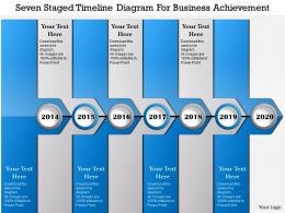 1214_seven_staged_timeline_diagram_for_business_achievement_powerpoint_template_Slide01