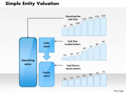 1403 Simple Entity Valuation Powerpoint Presentation