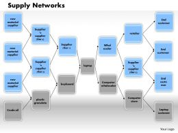 1403 Supply Networks Powerpoint Presentation