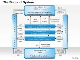 1403 The Financial System Powerpoint Presentation