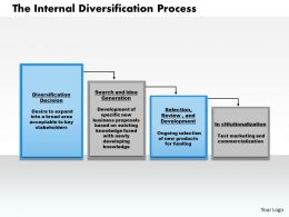 1403 The Internal Diversification Process Powerpoint Presentation