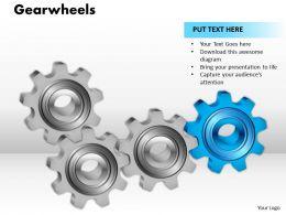 16 Gearwheels