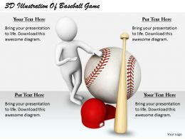 1813_3d_illustration_of_baseball_game_ppt_graphics_icons_powerpoint_Slide01