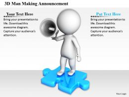 1813_3d_man_making_announcement_ppt_graphics_icons_powerpoint_Slide01