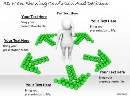 1813_3d_man_showing_confusion_and_decision_ppt_graphics_icons_powerpoint_Slide01