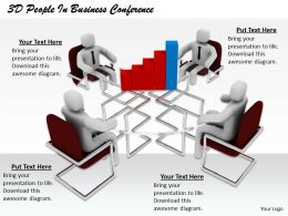 1813 3D People In Business Conference Ppt Graphics Icons Powerpoint