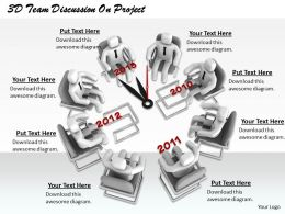 1813_3d_team_discussion_on_project_ppt_graphics_icons_powerpoint_Slide01
